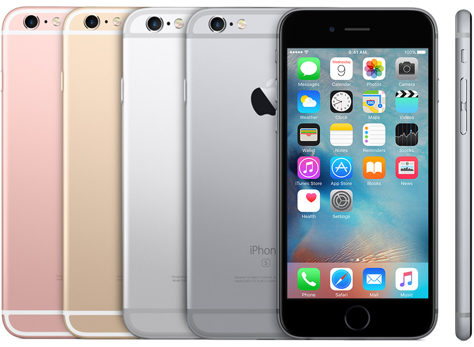 How to identiy iPhone model name: iPhone 6S Plus introduced in 2015