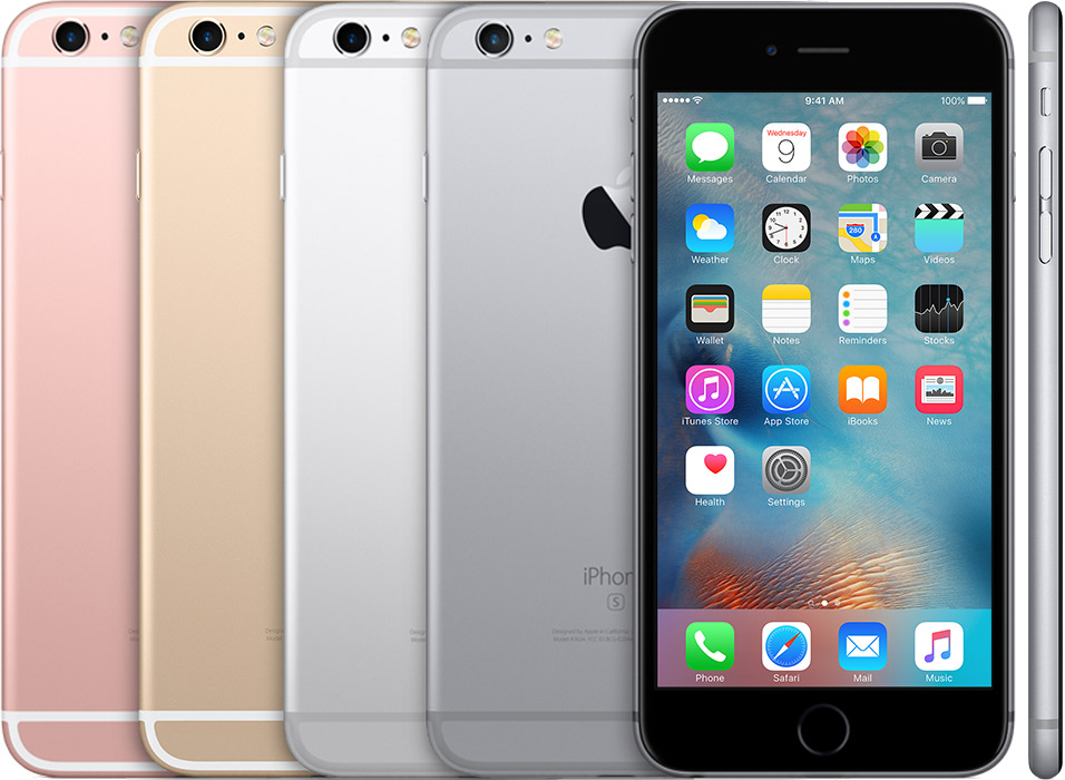 how to identify iPhone model iPhone 6s Plus
