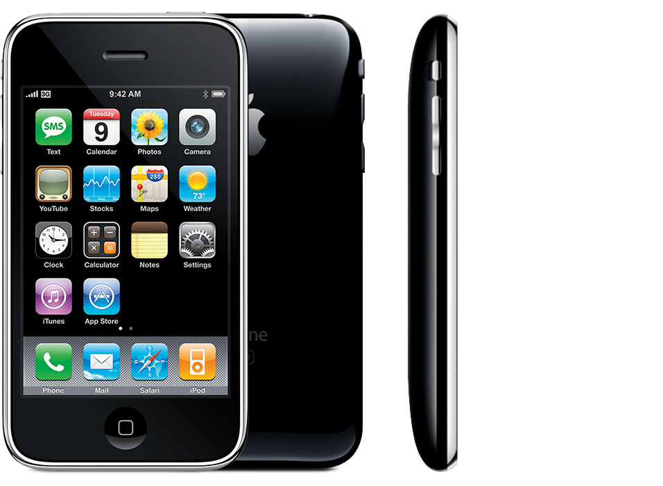 how to identify iPhone model iPhone 3G
