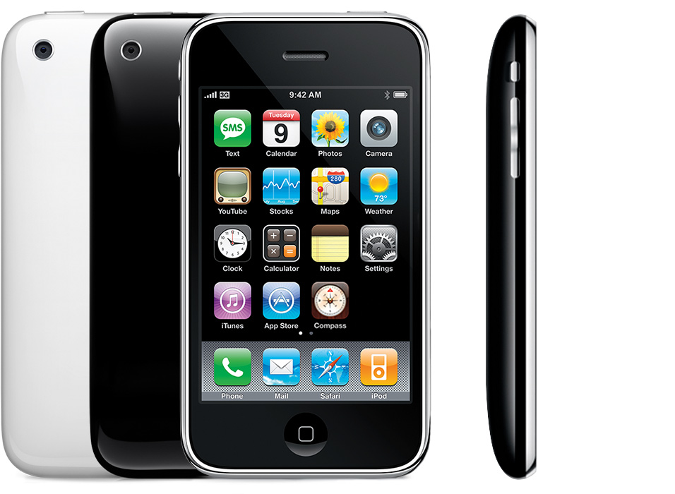 how to identify iPhone model iPhone 3GS