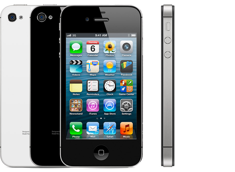 how to identify iPhone model iPhone 4s
