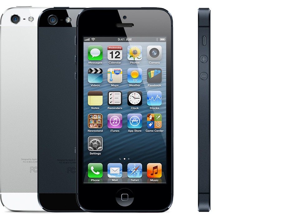 how to identify iPhone model iPhone 5