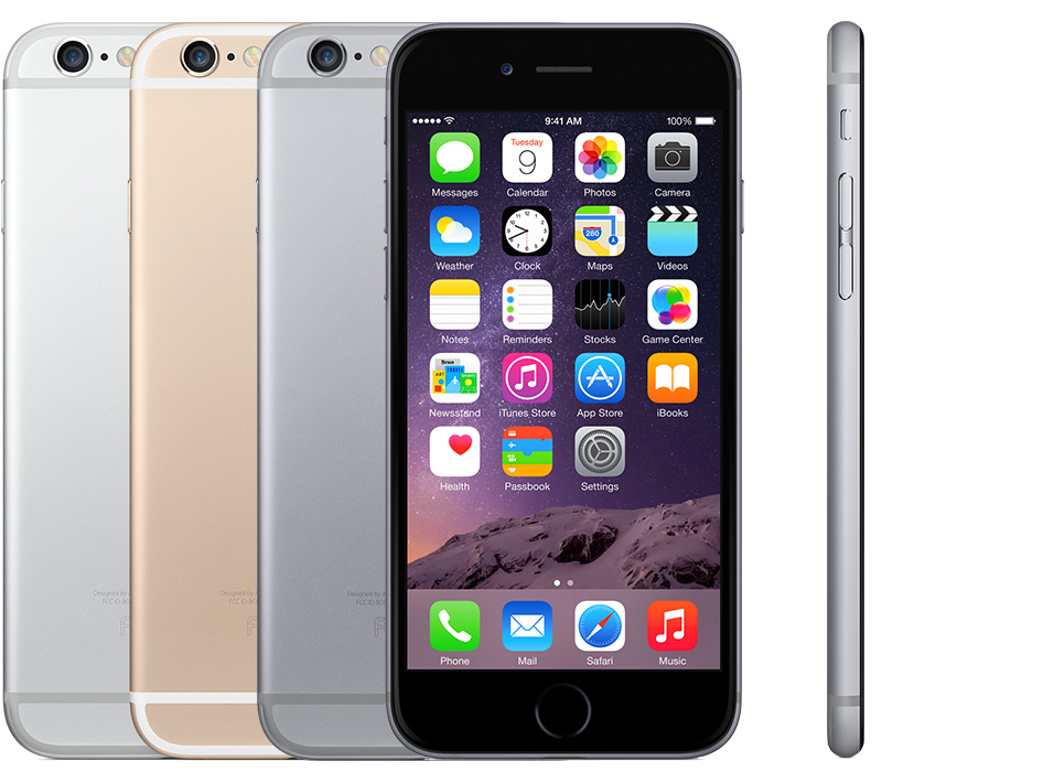 iPhone model name: iPhone 6 introduced in 2014 on how to identify iPhone name by model number