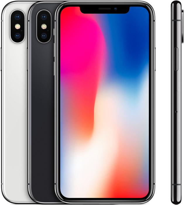 how to identify iPhone model name: iPhone X