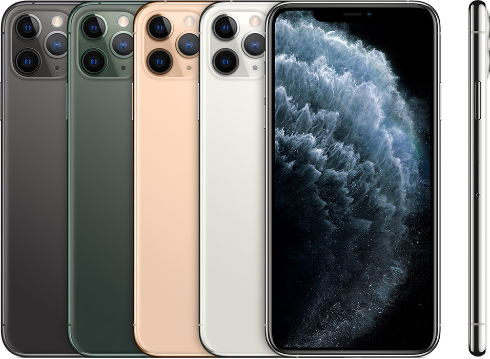 How to Identify iPhone Model Name: iPhone 11 Pro Max with Model Numbers A2161, A2220, and A2218 introduced in 2019.