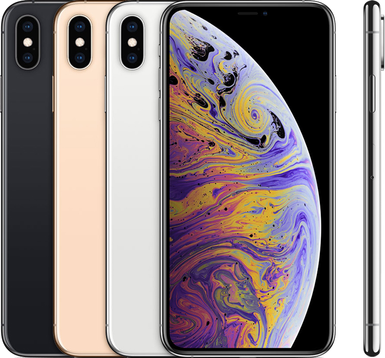 iPhone XS Max introduced in 2018