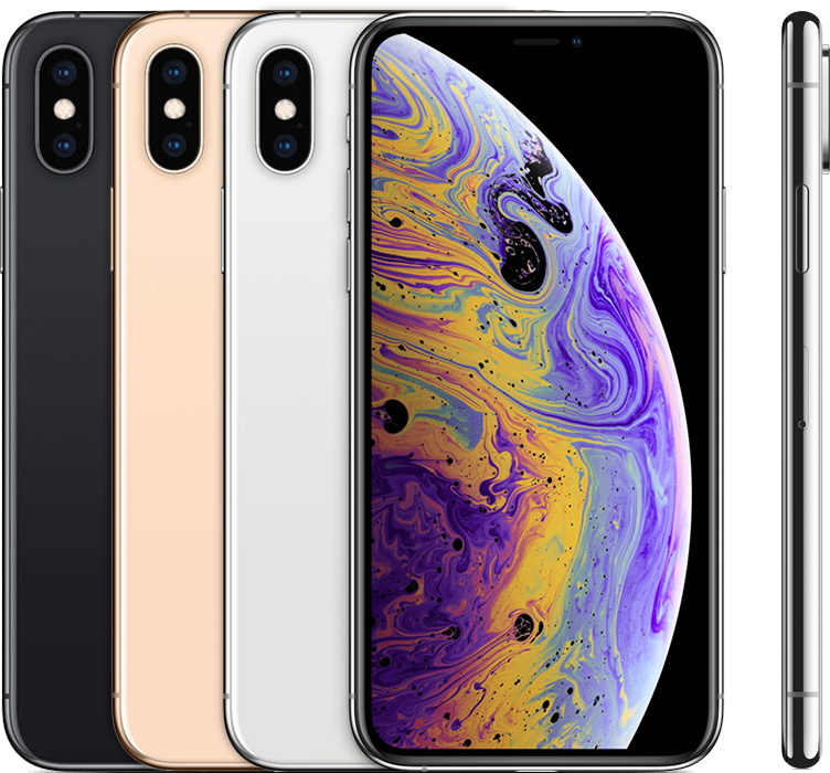 iPhone XS introduce in 2018